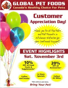 Wholesome Foods Customer Appreciation Day