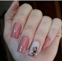 Best Nail Polish Colors of 2020 for a Trendy Manicure Pink Nail Art, Pink Nails, Gel Nails, Fabulous Nails, Gorgeous Nails, Nail Designs Spring, Nail Art Designs, Nails Design, Cute Nails