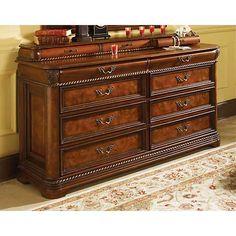 Aspen Home Napa Master Dresser