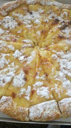 Greek Sweets, Greek Desserts, Greek Recipes, Easy Desserts, Sweets Recipes, Easter Recipes, Cookie Recipes, Greek Cake, Low Calorie Cake