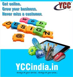 YCCindia.com - A Digital Print Shop.  We also provide Web Designing Services in India. For details call +919892579348 / +919819595495 Online Marketing Companies, Growing Your Business, Mumbai, Online Business, Digital Prints, Web Design, India, Website, Shop