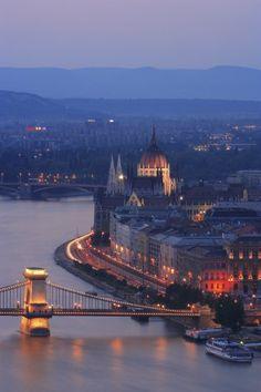 Budapest...beautiful city!!
