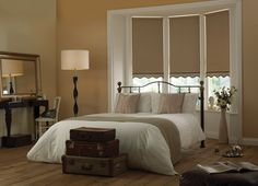 A simple blackout blind can mean the difference between a good night's sleep and a great night's sleep.
