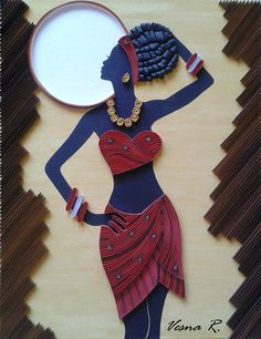 I Create These Artworks Completely Out Of Paper