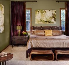 8 Ideas for a Beautiful Master Bedroom - Position Your Pad on HomePortfolio