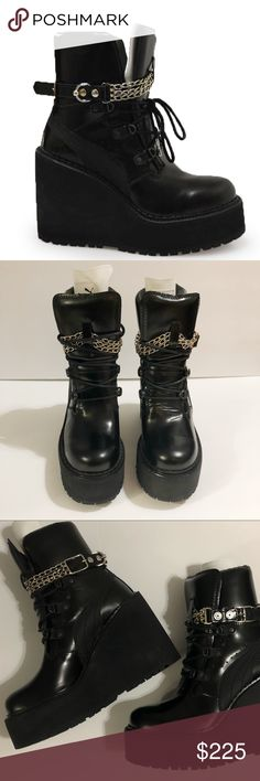 d6228226a05f8e Puma Rihanna Fenty Wedge Boot Please see all photos. This boot was never  worn