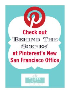 #Pinterest moved to their new San Francisco Head Office on May 13th/2013. Check out behind the scenes photos and chat with Pinterest CEO.