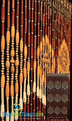 Beaded Curtains Door Beads And Curtains On Pinterest