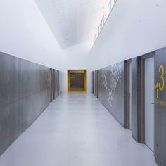 Lucie Aubrac School / Coldefy & Associates Architects Urban Planners (CAAU)