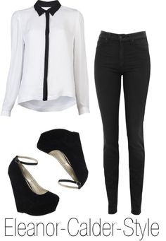 """""""Christmas Parade outfit"""" by eleanor-calder-style ❤ liked on Polyvore"""