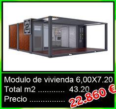 Caseta modular para tienda - Mobilhomes y Caravanas ocasión Tarragona