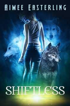 http://bookbarbarian.com/shiftless-by-aimee-easterling/ After years of practice, teenaged Terra learns to squash her wolf, which allows her to flee the repressive village where she grew up. A decade later, the packless ache gnaws at her insides. But when Terra is ambushed by her father and half a dozen of his henchmen, she still struggles against being reeled back into her old life. Chief Wilder is adamant, yet he does offer one way out --- hunt down her nephew, teach him to