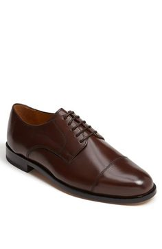 Cole Haan 'Cassady' Cap Toe Derby   (Men) available at #Nordstrom