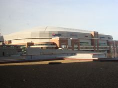 Edward Jones Dome, home of the St. Louis Rams.
