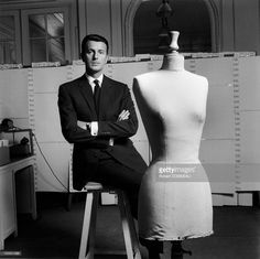 Hubert De Givenchy. His first designs were done for Jacques Fath in 1945. Later he designed for Robert Piguet and Lucien Lelong (1946) – working alongside the still-unknown Pierre Balmain and Christian Dior. From 1947 to 1951 he worked for designer Elsa Schiaparelli. In 1952, he opened his own design house at the Plaine Monceau in Paris.