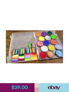Makemeup Professional Other Painting Supplies #ebay #Crafts