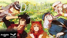 dadelion anime pics | Dandelion: Wishes Brought To You Wallpaper - Anime Photo (37996856 ...
