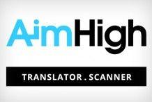 Aim High Logo