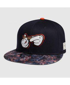 Cayler & Sons Blueberry snapback cap