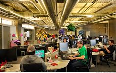 Inside Zynga's Gigantic Gaming Headquarters