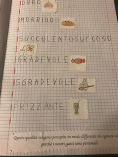 I cinque sensi, classe prima – Maestra Mihaela Einstein, Bullet Journal, Science, Teaching, Education, Maths, English, Fun, Geography