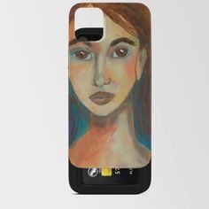 Lisa iPhone Card Case