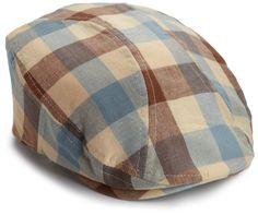 San Diego Hat Boys 2-7 Trendy Cabby Hat