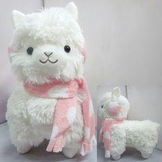 Alpaca Plush Doll ALPL0780