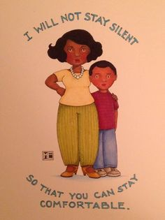 """""""Mary Engelbreit, illustrator of sweet lil images of children, is now doing this & pissing off racist old white ladies"""" Future School, Racial Equality, Protest Signs, Protest Art, Political Art, Political Posters, Mary Engelbreit, Anti Racism, Dear Future"""