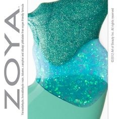 Born in December? We are totally jealous of your birthstones — not only does December technically have THREE beauties, Turquoise is one of them. (Shown: Zoya Nail Polish in Zuza, Maisie and Wednesday) Turquoise Nail Polish, Green Nail Polish, Zoya Nail Polish, Nail Polish Colors, Nail Polishes, Hot Blue, Blue Green, Jealous Of You, Fun Nails
