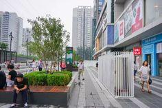 北京五道口U-center丨张唐景观