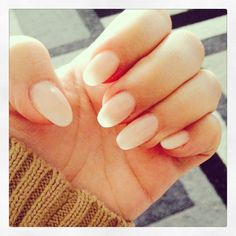 Nude Stiletto Nails By Jill!