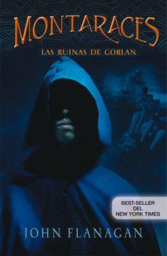 """""""Montaraces. Las ruinas de Gorlan"""" de John Flanagan. Ficha elaborada por Israel Díaz."""
