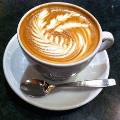 Cappuccino - I LOVE java art btw!