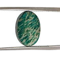1 PC natural Green Amazonite precious Loose gemstone