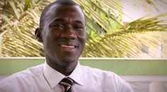 Unto All the World: Emerging with Faith in Africa—Mahmud's Story  Inspiring man, beautiful story.