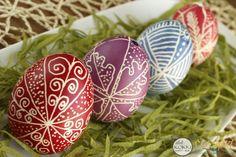Színes tojások húsvétra: hagyományos tojásírás