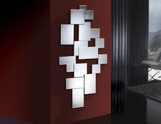 Espejos modernos de cristal City. Decoracion Beltran, Tu tienda online de espejos modernos www.decoracionconespejos.com