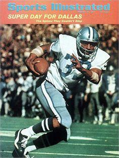 1971 Cowboys, with Duane Thomas win Super Bowl VI