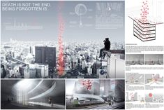 Gallery of Tokyo Vertical Cemetery Competition Winners Announced - 6