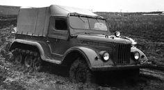 ГАЗ 62 СССР USSR Prototipe
