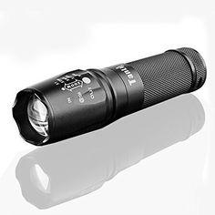 Xpe Q5 Led Flashlight Flash Torch Light 1600 Lumens Linternas Powerful Protable Lampe Torche For Hunting Fishing Camping Clearance Price Lights & Lighting Led Flashlights