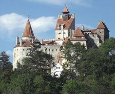 Castelo de Bran, Transilvânia, Romênia.
