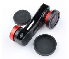 Really want to get some of these iPhone lens kits. Must research first.