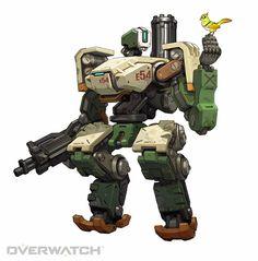 [블리즈컨 2014] '오버워치' 영웅들의 모습은? 캐릭터 컨셉 원화 공개 - BLIZZCON 2014 - 디스이즈게임