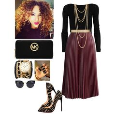 Untitled #324 by cogic-fashion on Polyvore featuring polyvore, fashion, style, Kiki de Montparnasse, MICHAEL Michael Kors, Sara Designs, Icepinkim and ASOS