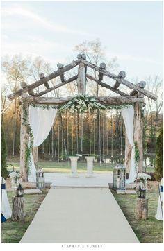 Royal Ridge in Hot Springs Arkansas Wedding Photos Beer Wedding, Post Wedding, Farm Wedding, Rustic Wedding, Wedding Photos, Wedding Blog, Beer Decorations, Wedding Ceremony Decorations, Chapel Wedding