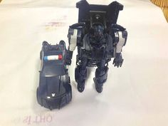 Transformers The Last Knight Barricade And Hound One Step Changers Revealed