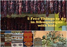 There's more to Albuquerque's desert landscape and balloon festival. See the free things to do in Albuquerque with kids during our visit.