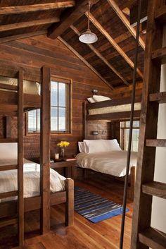 Shilo Ranch bunk room